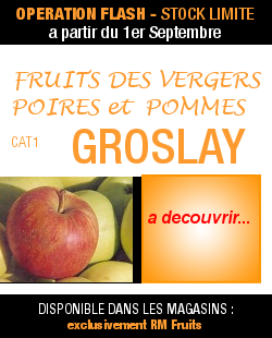 Fruits du Verger