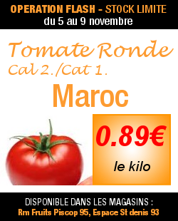 action Promotion Tomate