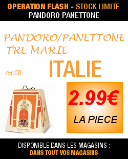 DESTOCKAGE ITALIE